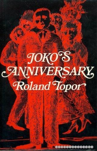 Joko's Anniversary (0714506842) by Roland Topor