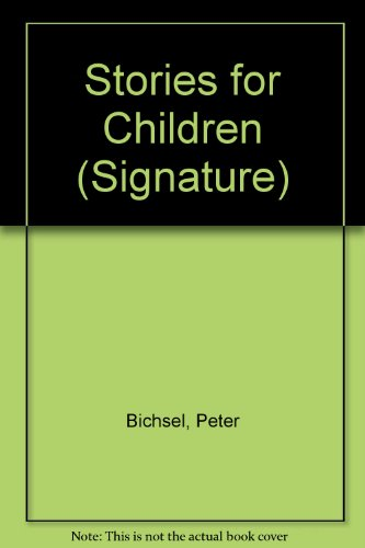 9780714506883: Stories for Children (Signature)