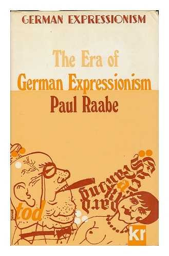 9780714506982: Era of German Expressionism (English and German Edition)