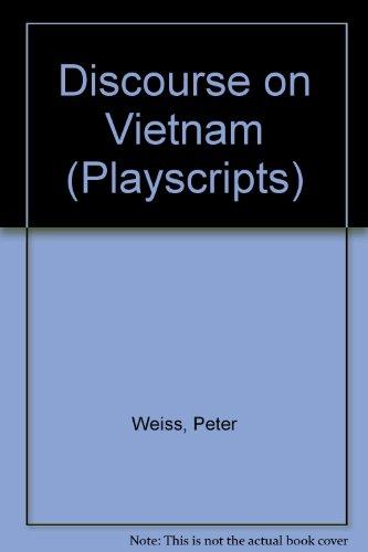 9780714507484: Discourse on Vietnam (Playscripts)