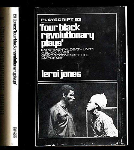 9780714508436: Four Black Revolutionary Plays (Playscripts)