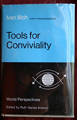 9780714509730: Tools for Conviviality (Open Forum S.)