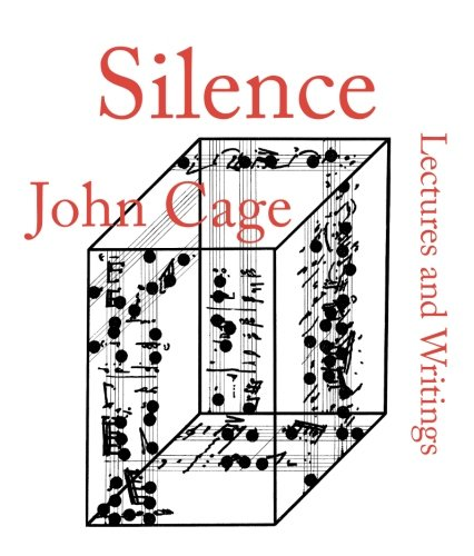 9780714510439: Silence: Lectures and Writings
