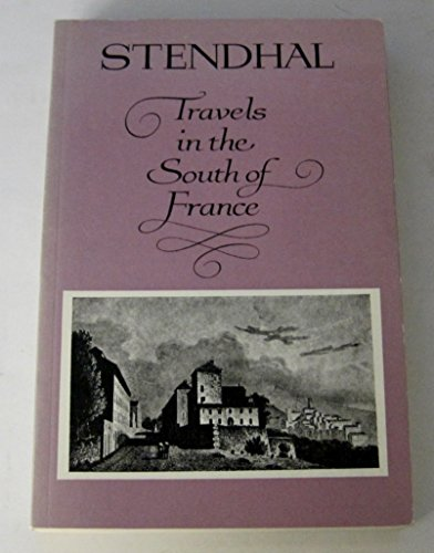 9780714511085: Travels in the South of France
