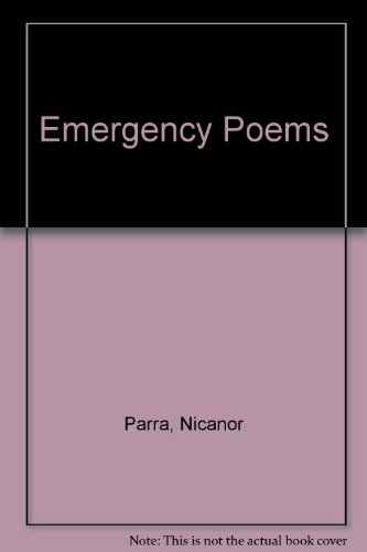 9780714525082: Emergency Poems