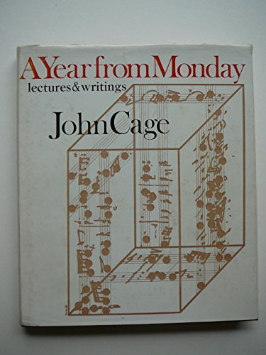 9780714525402: A Year from Monday: Lectures and Writings