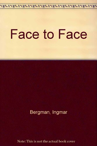 9780714525846: Face to Face
