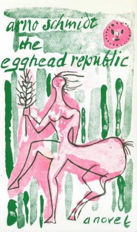9780714525921: The Egghead Republic (Short Novel from the Horse Latitudes)
