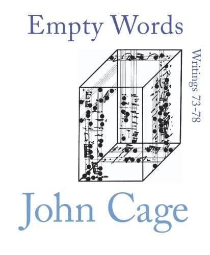 9780714527048: Empty Words