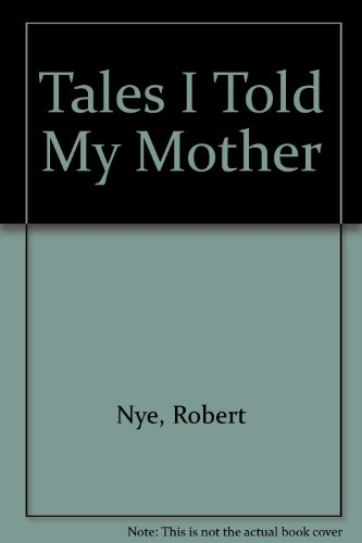 9780714527413: Tales I Told My Mother