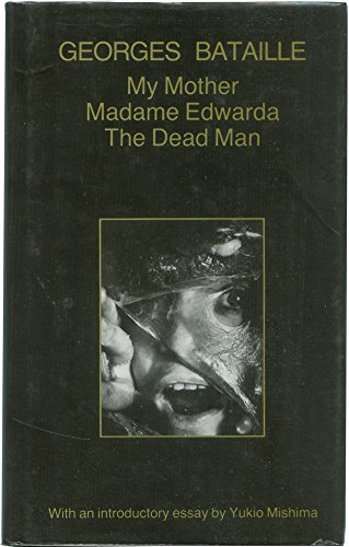 9780714528861: My Mother, Madame Edwarda and the Dead Man (English and French Edition)