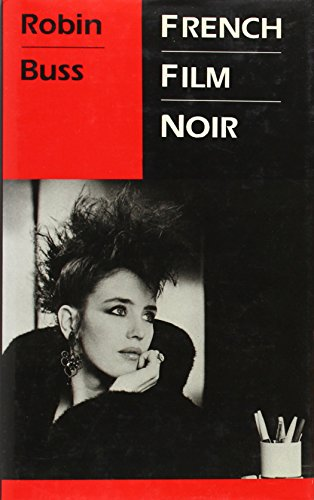 9780714529639: French Film Noir
