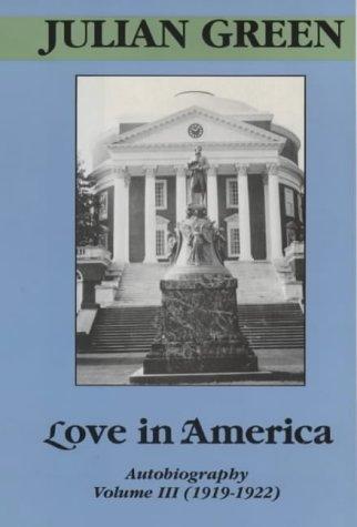 9780714529875: Love in America: Autobiography, Vol. 3 (1919-1922)