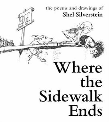 9780714530956: Where the Sidewalk Ends