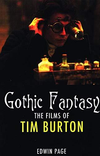 9780714531328: Gothic Fantasy: The Films of Tim Burton