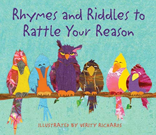 9780714533025: Rhymes And Riddles to Rattle Your Reason