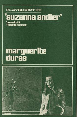 9780714535067: Suzanna Andler, La Musica (Playscript ; no. 69)