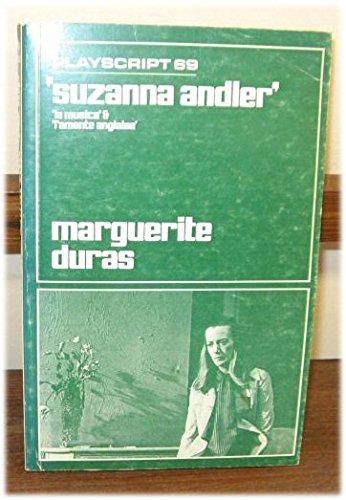 9780714535081: Suzanna Andler, La Musica
