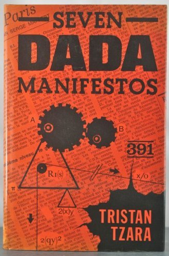 9780714535579: Seven Dada Manifestos and Lampisteries (English and French Edition)