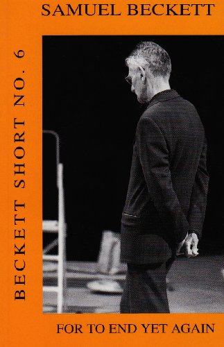 9780714536002: For to End Yet Again and Other Fizzles (Beckett Shorts)