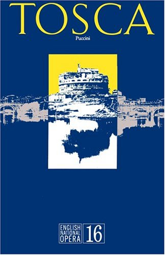 9780714537726: Tosca: English National Opera Guide 16 (English National Opera Guides)