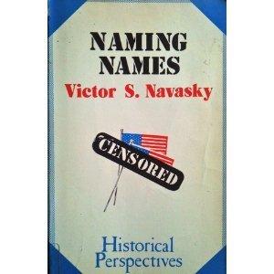 9780714539089: Naming Names (A platform book)