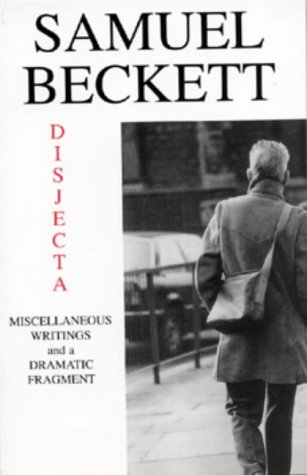 9780714540160: Disjecta: Miscellaneous Writings and a Dramatic Fragment (Opera Guide)