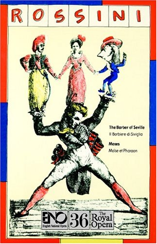 9780714540801: The Barber of Seville/Moses: English National Opera Guide 36
