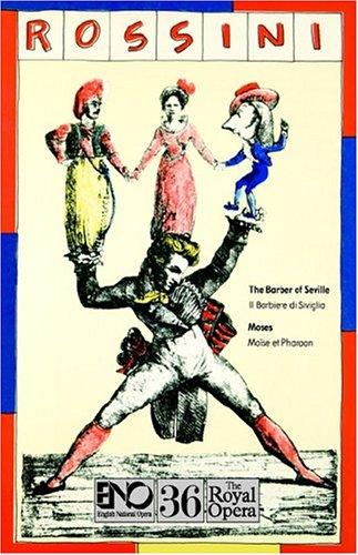 The Barber of Seville : Il Barbiere: Gioacchino Antonio Rossini