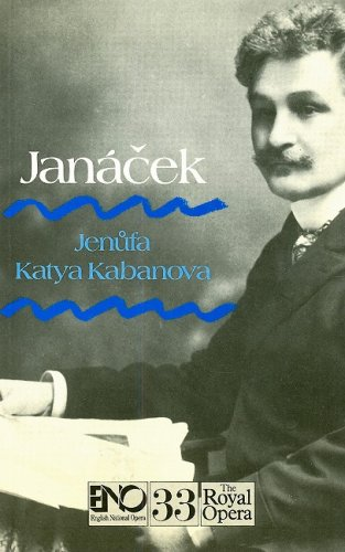 Jenufa/Katya Kabanova. [Libretto. Czech & English].