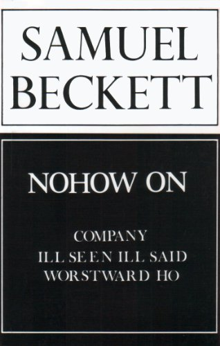 Nohow on (Calderbooks) (0714541125) by Samuel Beckett
