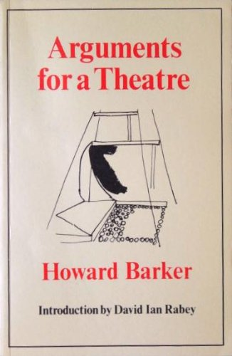 9780714541525: Arguments for a Theatre
