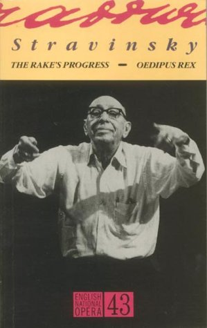 Igor Stravinsky: Oedipus Rex + The Rake's Progress. Opera Guide. Englsih National Opera 43