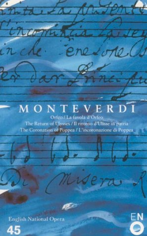 9780714542072: The Operas of Monteverdi