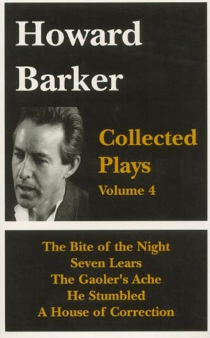 9780714542850: Howard Barker Collected Plays