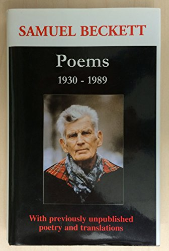 9780714542904: Poems 1930-1989 (With Previously Unpublished Poetry and Translations)