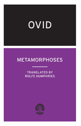 9780714543314: Metamorphoses