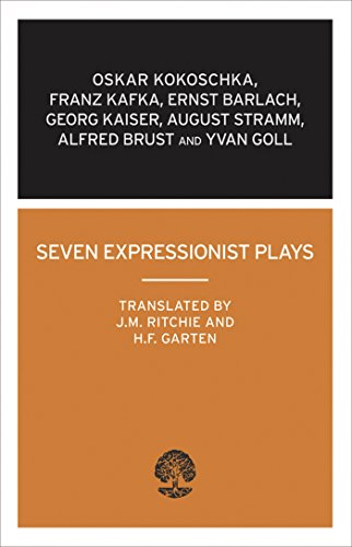 9780714543437: Seven Expressionist Plays: (Calder Collection)
