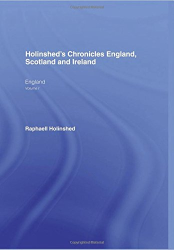 9780714611358: Chronicles:England,Scotland(6vl): Chro.Eng.Scot.Etc 6v
