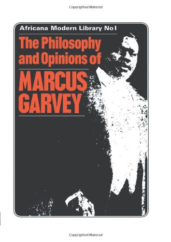 9780714611433: The Philosophy and Opinions of Marcus Garvey: Africa for the Africans (Cass Library of African Studies)
