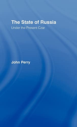 9780714611457: The State of Russia Under the Present Czar (Russia Through European Eyes)