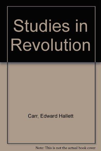 9780714615523: Studies in Revolution