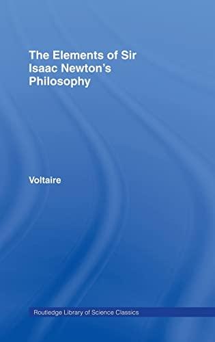 9780714616124: The Elements of Newton's Philosophy