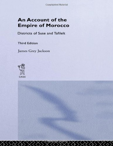 Account Of The Empire Of Morocco And