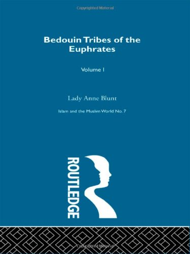 9780714619781: Bedouin Tribes of the Euphrates