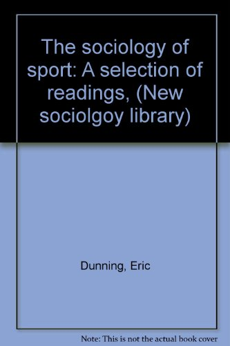 9780714622934: The sociology of sport: A selection of readings, (New sociolgoy library)
