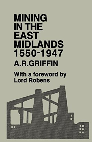 9780714625850: Mining in the East Midlands 1550-1947