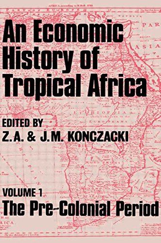 9780714629193: An Economic History of Tropical Africa, Vol.1: The Pre-Colonial Period