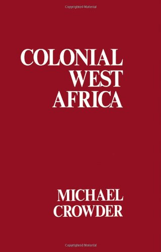 9780714629438: Colonial West Africa: Collected Essays