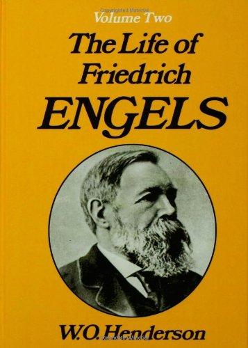 9780714630403: Friedrich Engels: Volume 2 (v. 2)